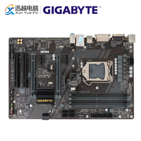 Gigabyte GA B150 D3A B150 D3A B150 Desktop Motherboard LGA 1151 Core i7 i5 i3 DDR4 64G SATA3 USB3.0 VGA DVI HDMI M.2 ATX|Placas-mães| |  -