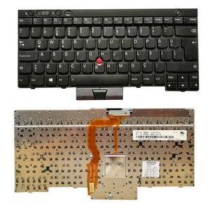 Image 4 - UNS/UK/FR/GR/ES/RU/SP/TR Neue Tastatur Für Lenovo L530 t430 T430S X230 W530 T530 T530I T430I 04X1263 04W3048 04W3123