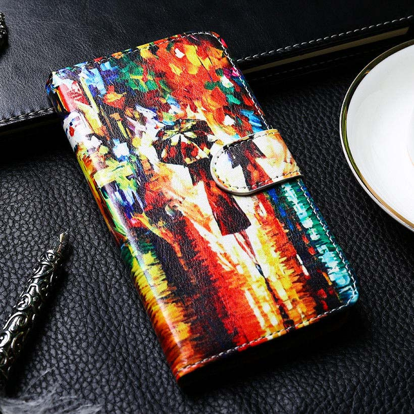 PU Leather Phone Cases For <font><b>Huawei</b></font> Y5 II Y5II Covers Y6 Ii Compact <font><b>CUN</b></font>-<font><b>U29</b></font> Honor 5A LYO-L21 Y5 2 Y5 2nd Housing Bag image