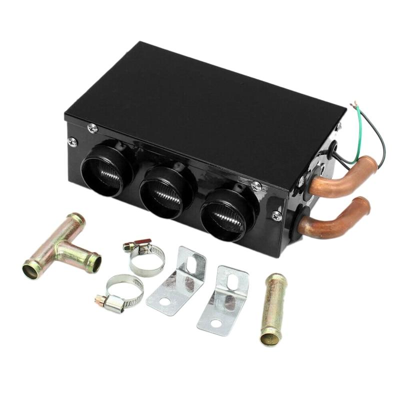 Voiture véhicule chauffage 3 trous chauffage Portable dégivreur désembueur camion ventilateur