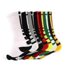 UGUPGRAD UG Men Outdoor Basketball Socks Men Cycling Socks Thicker Non-slip Compression Socks Football Socks calcetines ciclismo