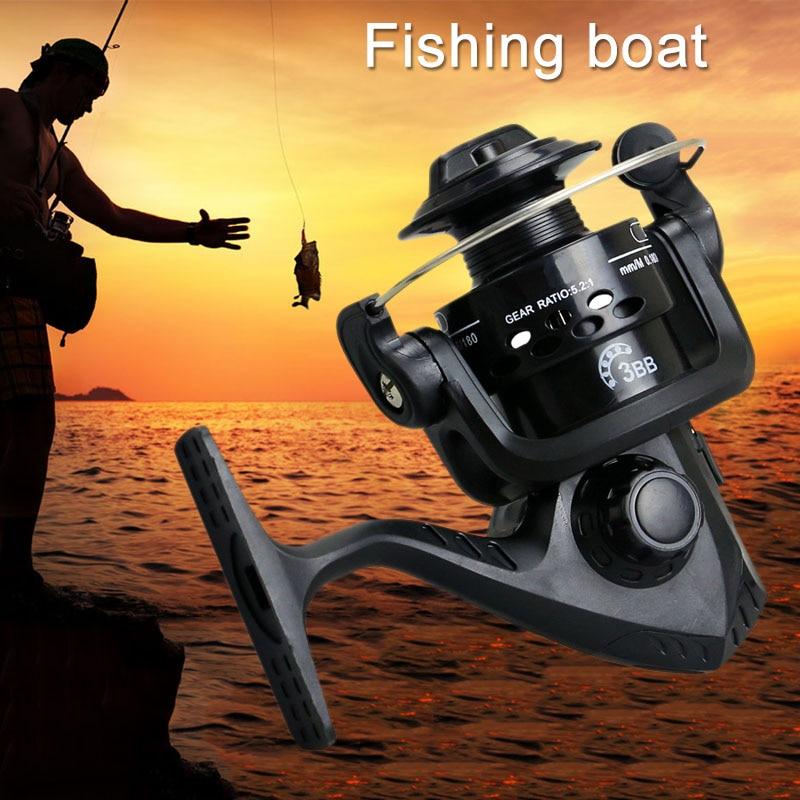 High Quality Fishing Reels Fish Wheels Spinning Bait Ship Casting NCM99