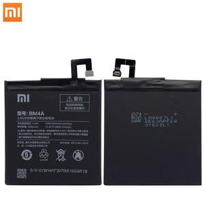Image 2 - Xiao mi téléphone batterie dorigine 4000mAh BM4A téléphone Batteries pour Xiao mi Hong mi rouge mi Pro batterie + outils