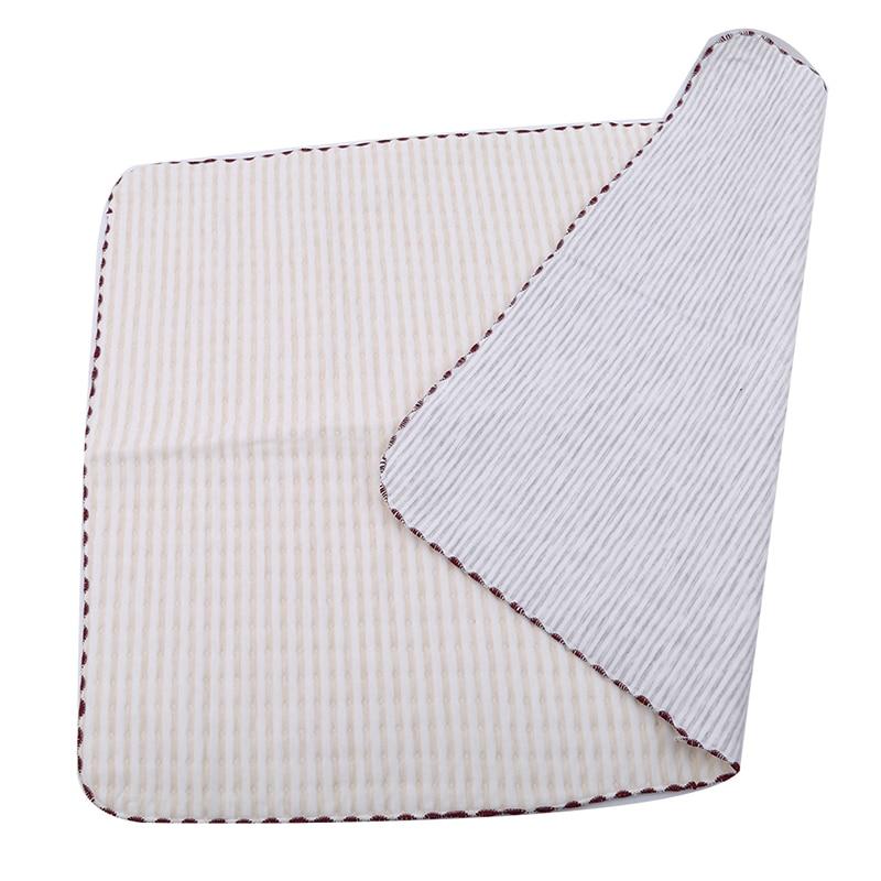 Детские пеленки покрывают органический хлопок водонепроницаемый слой пеленальный коврик пеленания мочи прокладки листы для