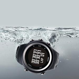 Image 4 - ساعة رياضية رقمية للرجال مزودة بنظام تحديد المواقع ساعة للجري مع سرعة لمسافة حرق السعرات الحرارية ساعة توقيت مضادة للماء 50M EZON T031