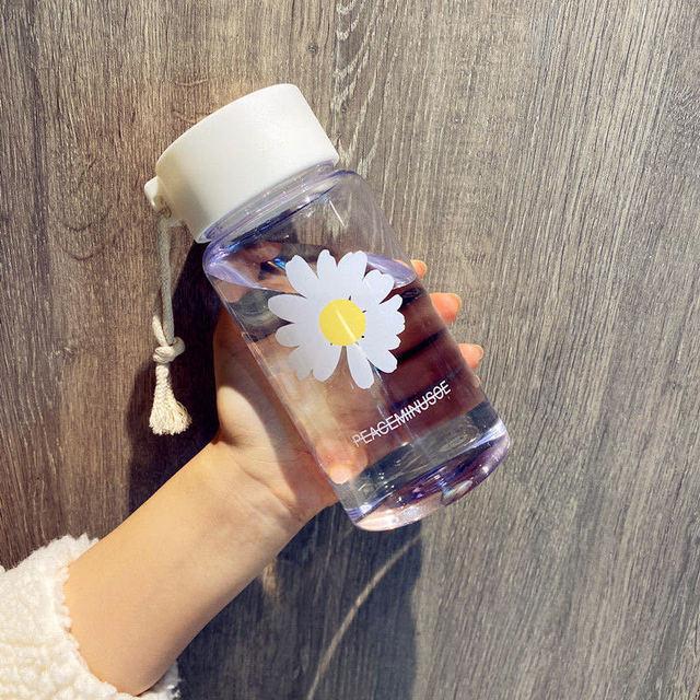 Creative matte Water Bottle 4