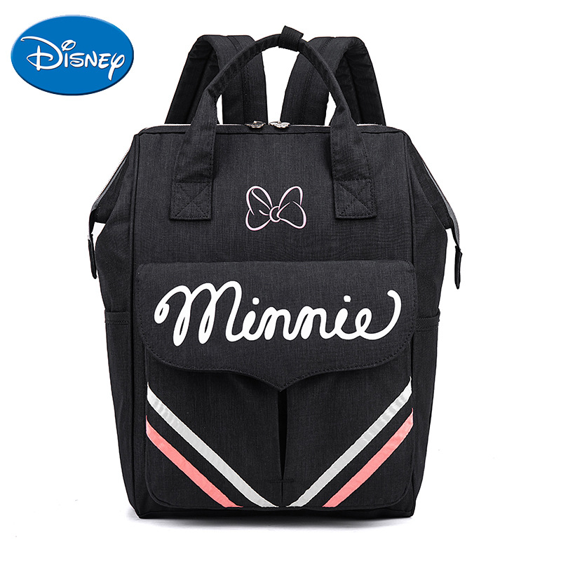 Mummy Bag Disney 2020 New Fashion Shoulder Backpack Multifunctional Mom Waterproof Large Capacity Diaper Bag For Baby Care