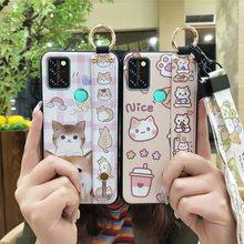 Funda de teléfono de lujo a prueba de golpes para UMIDIGI A9 Pro, cubierta trasera suave a la moda con purpurina para niño