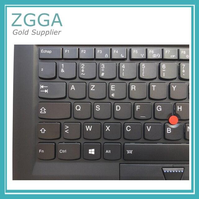 Oryginalny nowy dla Lenovo X1 Carbon Gen 1 typ 34XX pokrywa wielkie litery podpórce pod nadgarstki z klawiaturą Touchpad typu ue
