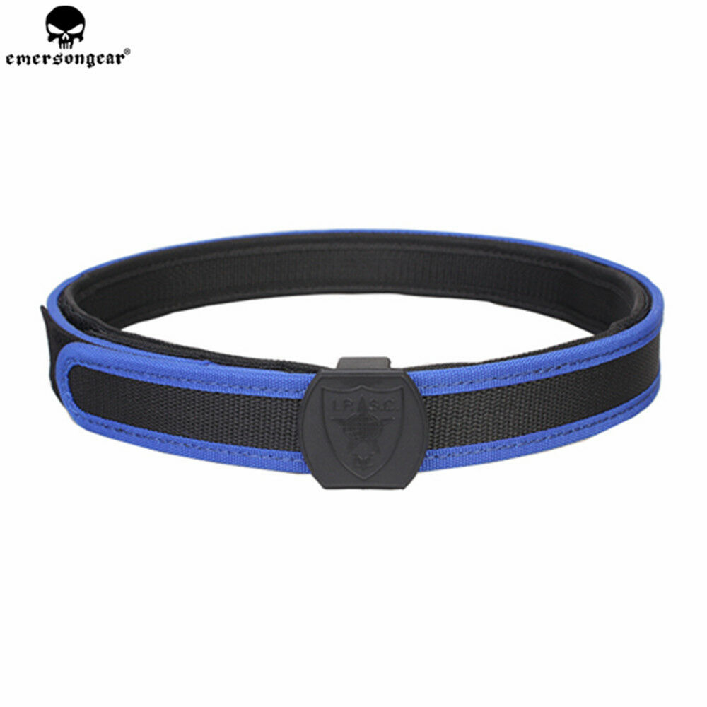 emersongear Competition Belt Fast Shooting IPSC High Speed Shooting Belt SPSA IDPA Equipment Tactical Shooter Belt BLUE| |   -