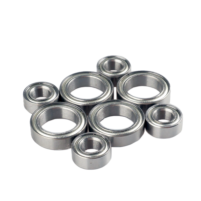 HSP 102068 Mount Ball Bearings 02138 02139 02079 02080 1/10 Upgrade Parts For 94122 94123 94107 94111 94155 94166 94177 94188