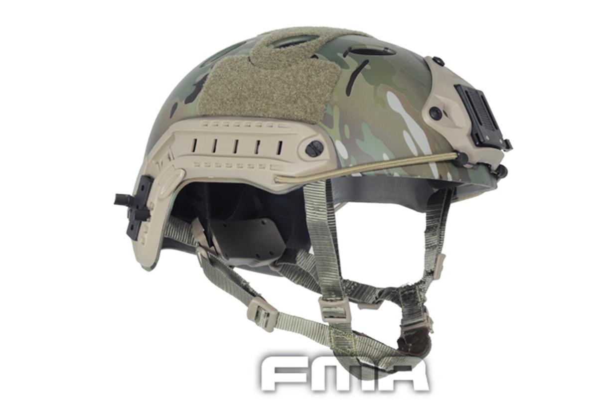 Fast military airsoft helmet FMA PJ special commander outdoor tactical helmet MC tb466