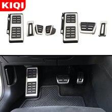 Clutch Pedals Vw t-Cross Volkswagen Pad-Cover KIQI for Foot-Fuel-Brake