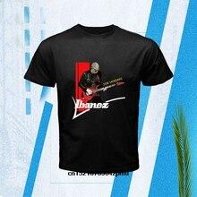 Men T shirt New JOE SATRIANI Rock Blues Music Guitar Legend s Black funny t-shirt novelty tshirt man dead man s blues