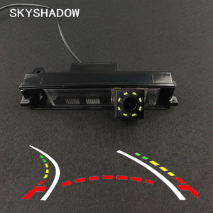 Car CCD Night Vision 4LED Backup Rear View Camera Parking Assistance For Toyota RAV4 2009 2010 2011 2012 Chery Tiggo Rely X5 A3