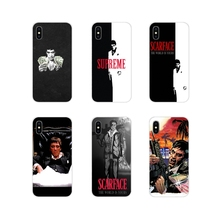 For Samsung A10 A30 A40 A50 A60 A70 Galaxy S2 Note 2 3 Grand Core Prime Accessories Phone Cases Covers Scarface Luxury