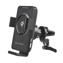 2020 nowy uchwyt samochodowy stojak na telefon Smart Auto Sensor Clamp bezprzewodowa ładowarka 10W szybkie ładowanie mobilny uchwyt stojak do Samsung S9 tanie tanio DEAOKE CN (pochodzenie) Black Electric Qi QC4 0 QC2 0 qc1 0 QC3 0 PD 1 x USB 9V 2A 12V 5A 5V 2A 9V 1 2A 5V 2A 12V 1 5A