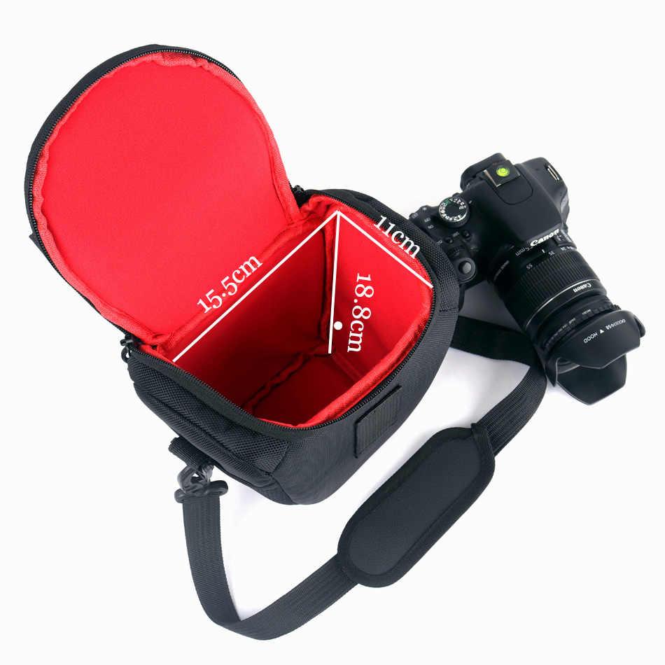 DSLR Saco Da Câmera à prova d' água Caso Foto Para Nikon DSLR D3400 D90 D750 D5600 D5300 D5100 D5200 D7000 D7100 D7200 D3100 d3200 D3300