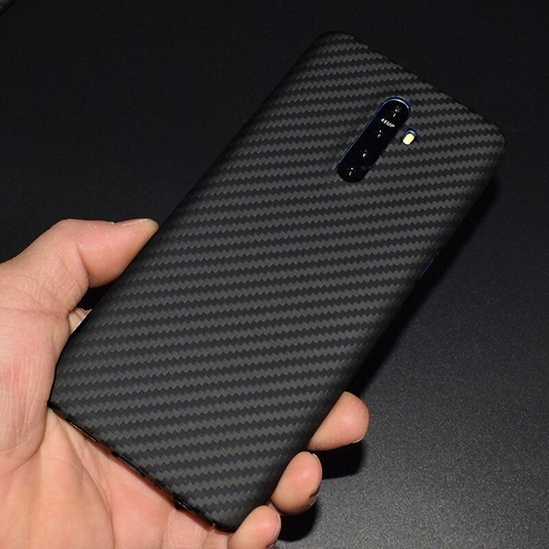Carbon fiber Case Cover FOR realme X2 Pro Ultra-thin Business handmade realme X2Pro