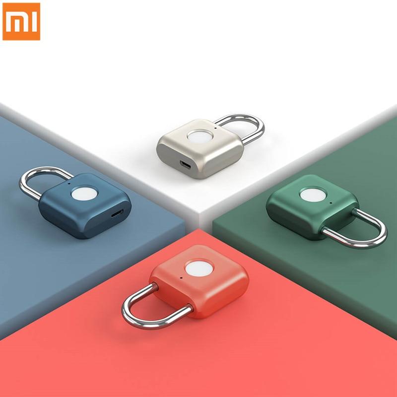 Xiaomi Norma Mijia Youpin Smart Impronte Digitali Lucchetto serratura Della Porta di Più Occasioni Caricatore Usb Minimo di Blocco per la Casa Ufficio Cassetto Della Cucina