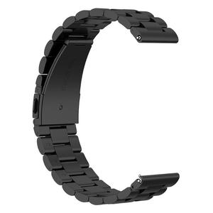 Image 5 - 20mm 조정 가능한 시계 밴드 손목 스트랩 삼성 갤럭시 시계 활성 2 40/44mm 블랙 골드 로즈와 골드 실버