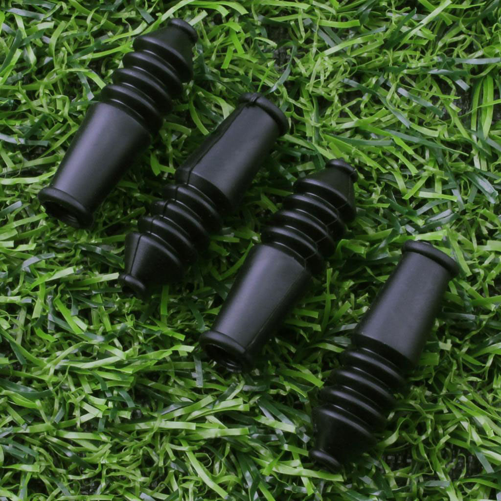 10pcs Bicycle Brake Cable Tail Cap End Protector Cover Cycling Bike Accessories