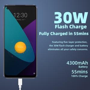 Realme 6s смартфон 6 ГБ 128 ГБ 90 Гц 6,5 дюймов FHD + дисплей 48MP Qual камеры Android 10 4300mAh 30W changer мобильный телефон