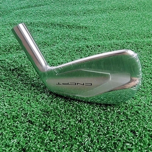 golf iron set CP-02 silver irons 4-P 7pcs golf clubs graphite shaft and steel shaft with rod cover