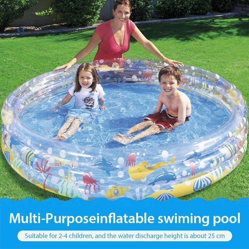 Плотный надувной детский бассейн, Летний Водяной фонтан для вечеринки, для детей и взрослых