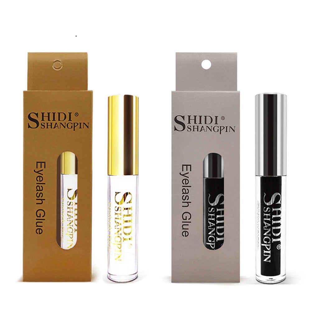 5ml Eyelash Glue White Black Adhesive Individual Lashes Glue Primer False Eyelashes Extension Makeup Cosmetics Accessories
