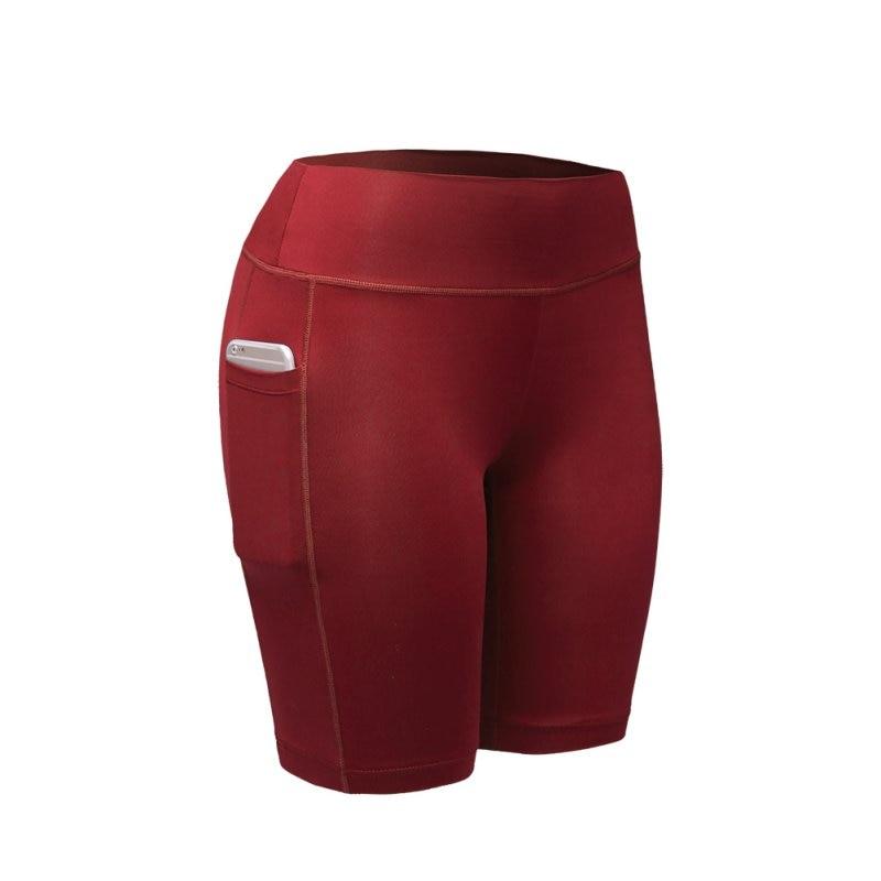 Женские Эластичные Компрессионные Леггинсы для верховой езды, фитнеса, спортивные Леггинсы с высокой талией, пояс для тренировок, штаны для фитнеса - Цвет: R2