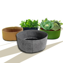 Thicken Non-Woven Plant Grow BagsGallon Felt  Vegetable Flower Potato Container Nursery Pots Garden Planting Farm Compost Tools
