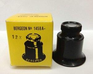 Image 2 - BG1458 12X 15X שען משקפיים microscopio desmontable עבור לתקן את שעון ולצפות כלים יש שונה, ultiple