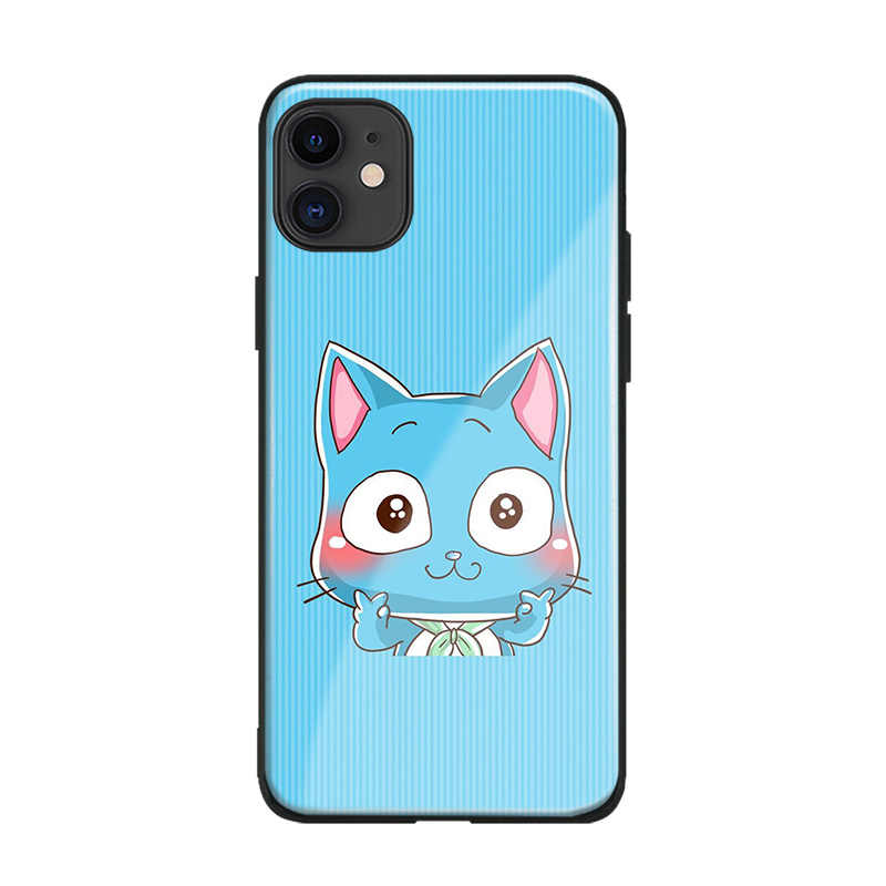 coque iphone 12 happy fairy tail