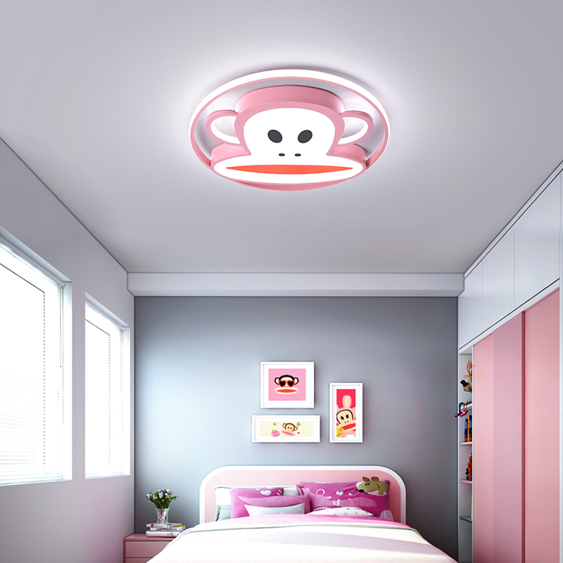 Ceiling Lights for living room Bedroom home lights lamparas de techo colgante moderna Cartoon LED Ceiling lamp for baby boy room