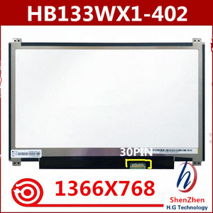 B133XTN01.3 HB133WX1 402 M133NWN1 R3 FOR Lenovo U330 U330P laptop lcd screen replacement panel 30pin 1366*768