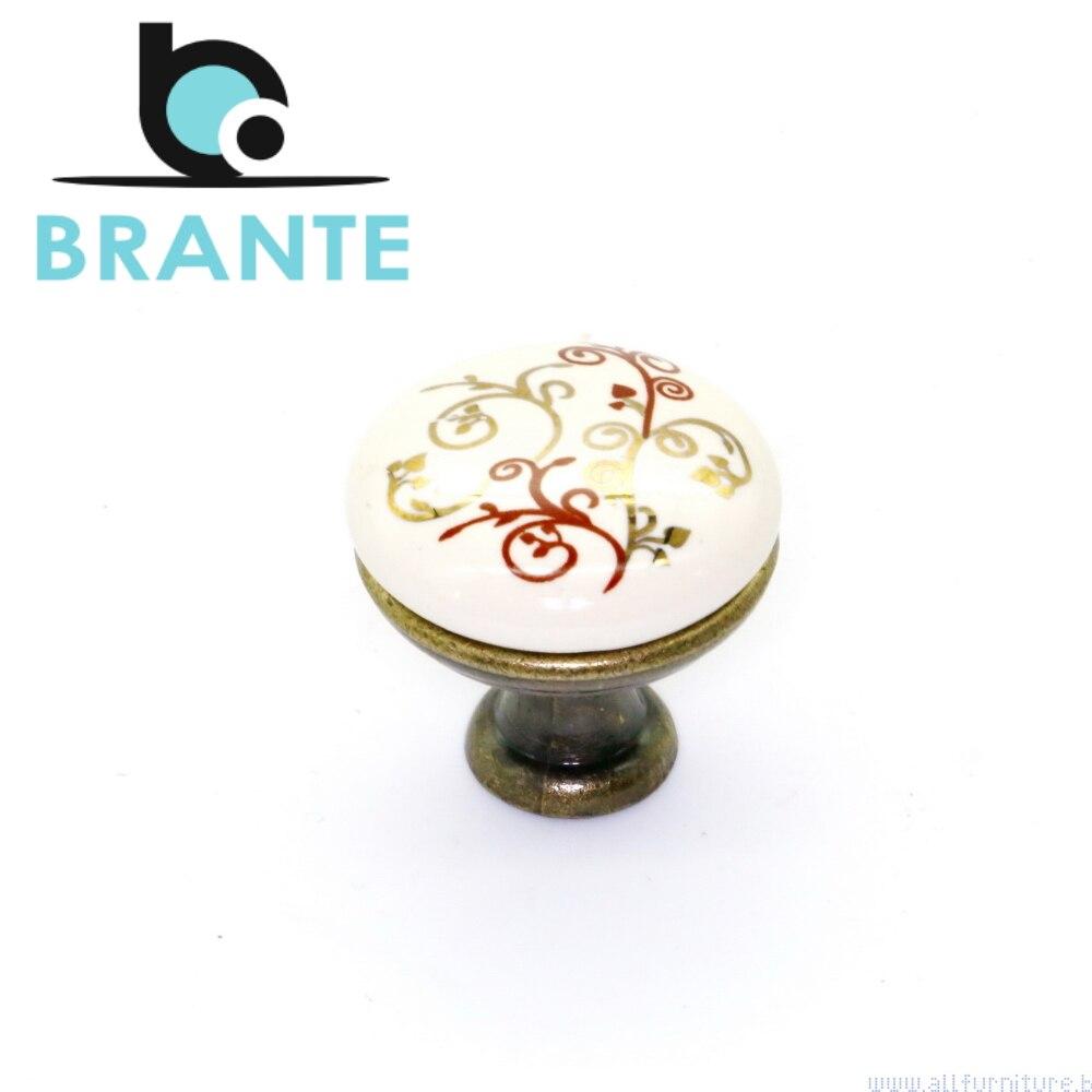 Cabinet Knobs Brante 655107 Furniture Handles Set Knob Doorhandle