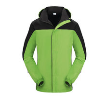 Winter Inner Fleece Waterproof Jacket Men and Women Outdoor Jackets Windbreaker Mountaineering Fishing Coat(China)