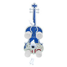 Children Pendant Lights Violin Cartoon Personality Violinkids Bedroom Light Boy Girl Warm Music Creative Pendant Lamp led ceiling lamp children bedroom light main bedroom light boy girl warm romantic star cartoon shaped lights creative