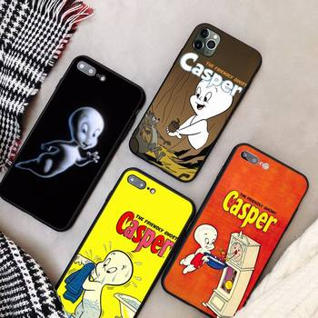 Casper for Kids Phone Fundas Coque for IPhone 11 12 Pro Max Case XR XS 7 8 Plus Cover Accessories image