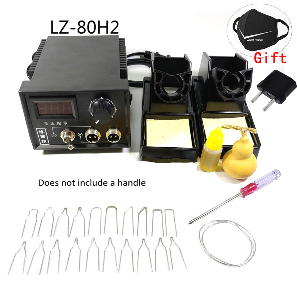 60W AC 220V Wood Burning Soldering Irons Crafts Tools Pyrography Pen Professional Carving Pyrography Machine Kit Set EU Adapter