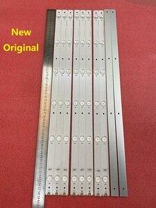 Image 2 - 10 PCS/lot LED backlight strip for Hisense LTDN55K321 UB55EC591 HD550DU B51 LED55K320U SVH550AF2 DEXP U55B9000H