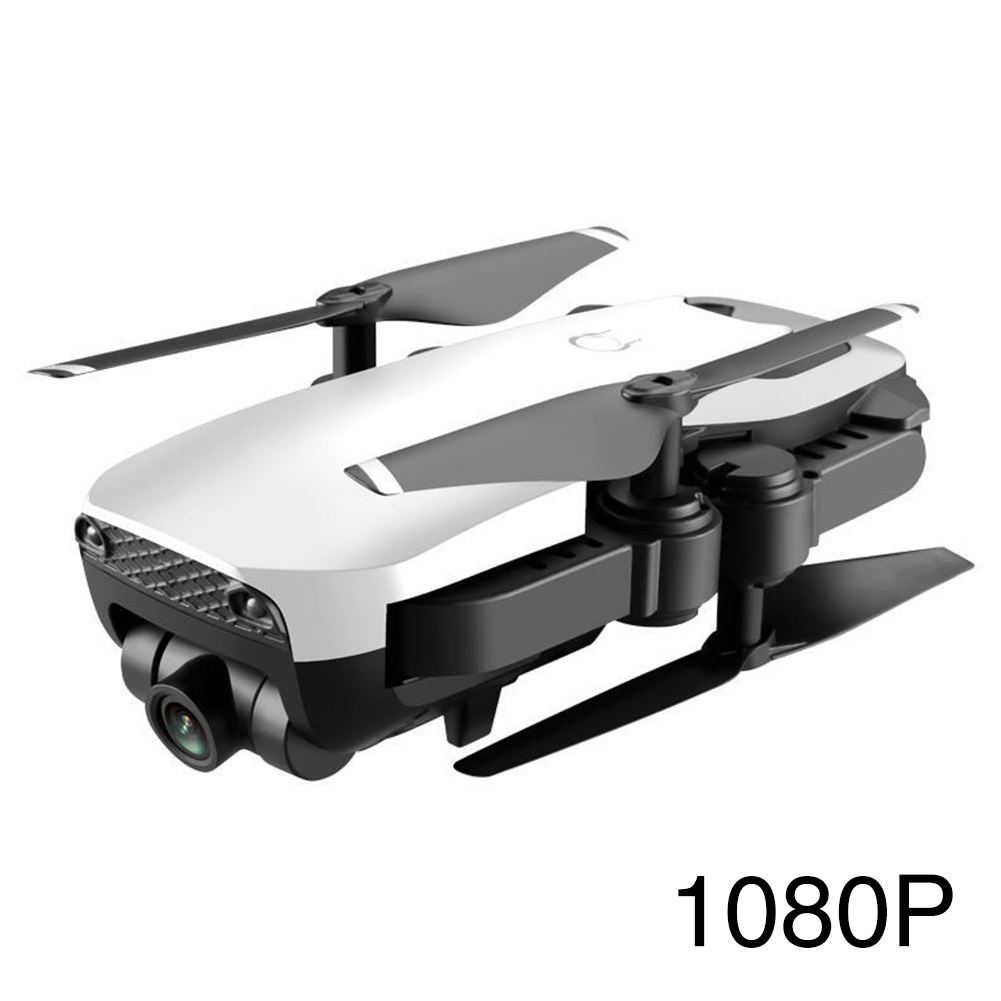 X12S RC Drone Wide Angle Foldable ABS WiFi FPV Live Optical Flow 360 Degree Rotating USB Charging HD Dual Camera Outdoor