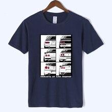 2019 Novelty Men Skyline Graphic Print T-Shirt Leisure Cotton Car T Shirts Men's Funny Harajuku Black T-shirt Cotton Streetwear its dignity luanne popular tagless tee t shirt streetwear harajuku print cotton funny t shirts men