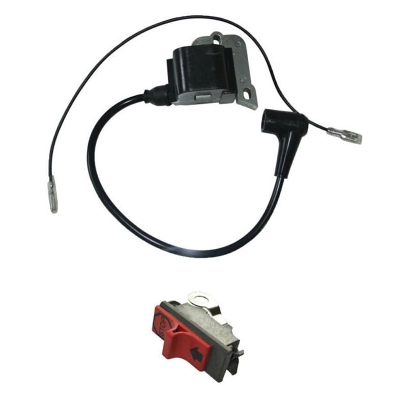 Ignition Coil Switches For Husqvarna 50 51 55 254 257 261 61 268 272 262XP 268XP 272XP Chainsaw Parts Power Equipment Accessory