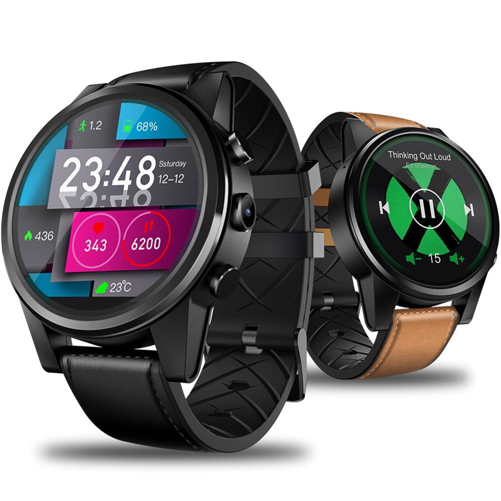 Smart Watch 1GB+16GB MTK6739 600mAh Quad Core 1.6