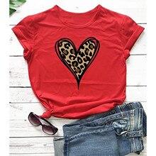 Shirts Plus-Size Blouse Top Tunic Casual Women Summer Short-Sleeve Printing Loose Damska