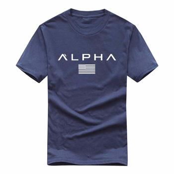 2020 nowa bawełniana męska koszulka z krótkim rękawem męska koszulka z krótkim rękawem odzież sportowa w jednolitym kolorze z nadrukiem męska bawełniana koszulka męska tanie i dobre opinie O-neck tops Tees conventional Suknem COTTON Na co dzień Drukuj