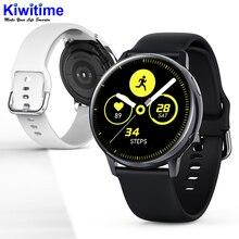 KIWITIME SG2 Full Touch Amoled 390*390 schermo HD ECG Smart Watch ricarica Wireless IP68 impermeabile frequenza cardiaca BT 5.1 Smartwatch