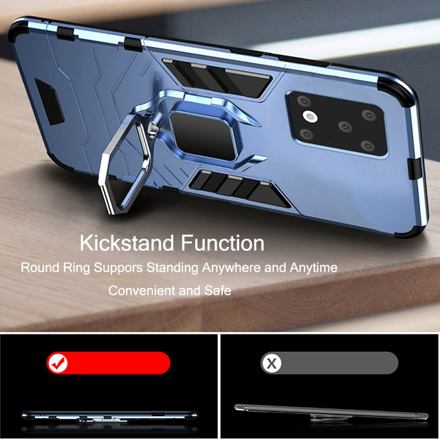 Galaxy S20 Ultra Magnetic Case 4